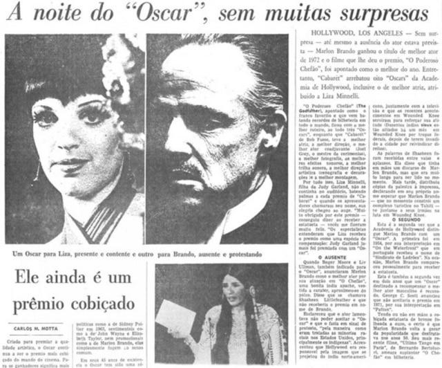 > Estadão - 29/3/1973