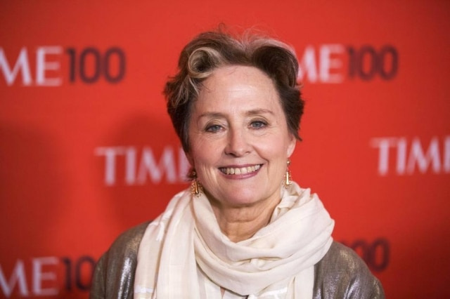 Alice Waters, chef do Chez Panisse, na Califórnia, em 2014.
