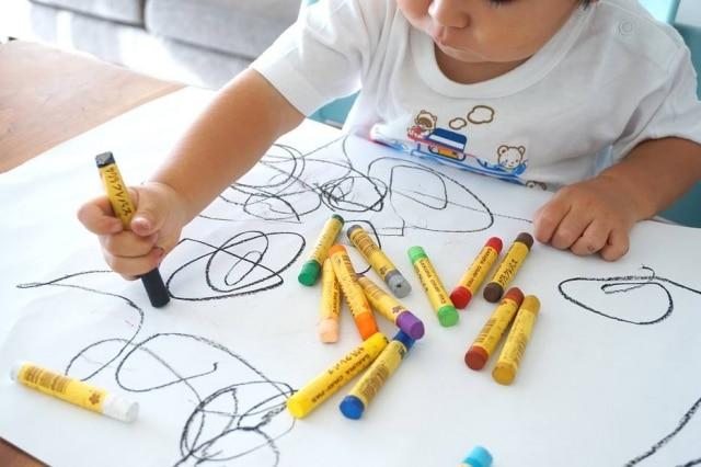 Os desenhos auxiliaram Luís no processo de compreensão de seus sentimentos e reações a determinadas situações