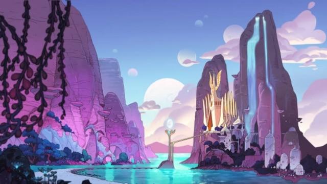 A animação irá estrear na Netflix no próximo dia 16 de novembro