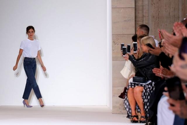 Victoria Beckham fundou sua marca homônima em 2008