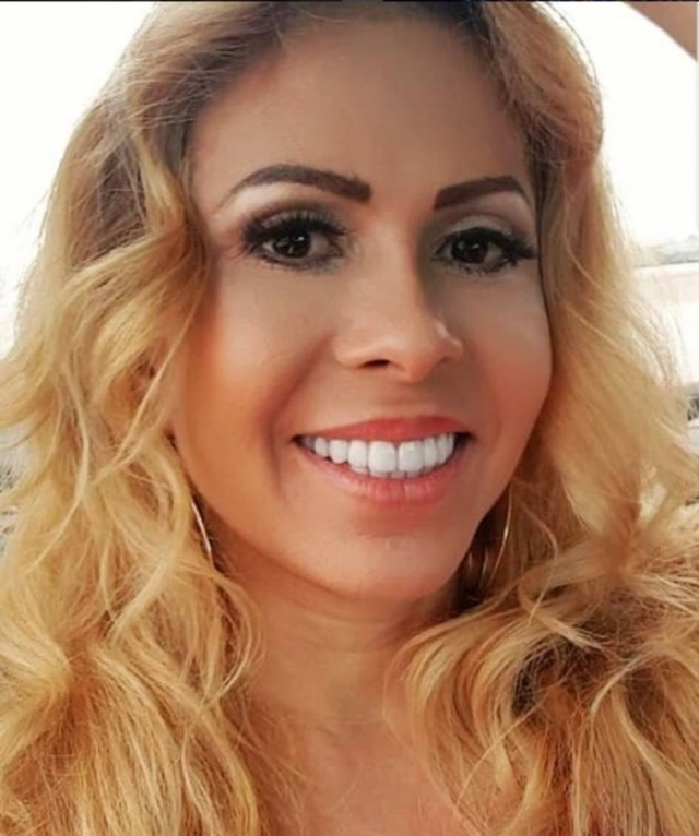 Joelma acusa o ex-marido Ximbinha de agredi-la.
