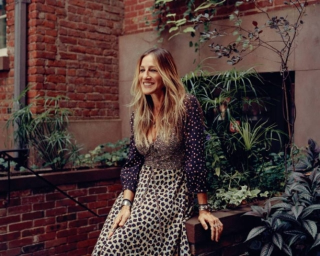 Sarah Jessica Parker deu vida a Carrie Bradshaw em 'Sex & The City'.