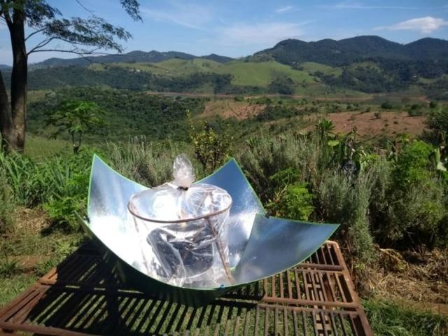 Forno solar: chance de cozinhar usando energia limpa e inesgotável