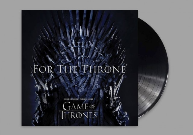 Álbum 'For The Throne' traz músicas inspiradas em 'Game of Thrones.