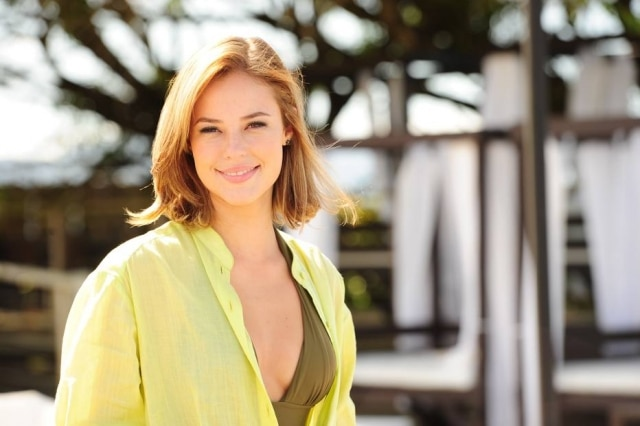 Personagem de Paola Oliveira virou assunto nas redes sociais após a gafe.