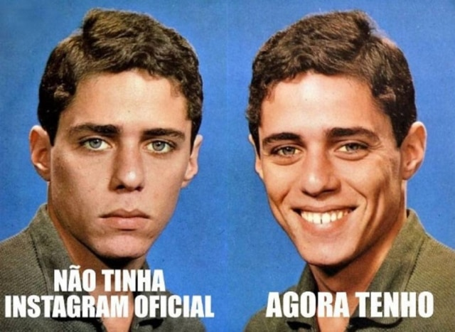 Chico Buarque de Hollanda estreou no Instagram