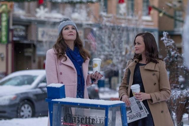 'Gilmore Girls – Um Ano para Recordar' lidera a lista das séries mais 'maratonadas' da Netflix no mundo inteiro.