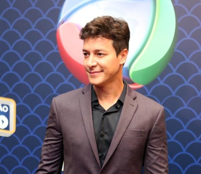 Rodrigo Faro, apresentador de 'Hora do Faro'.