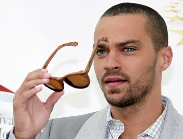 O ator Jesse Williams.