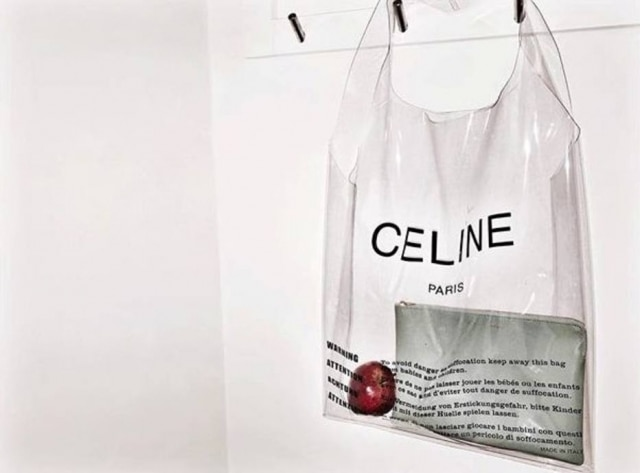 53961c6d5 Sacola de plástico de R$ 3,5 mil está à venda no Brasil - Emais ...
