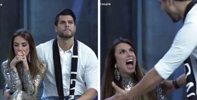 Nicole Bahls e Marcelo Bimbi vencem a final do 'Power Couple Brasil'