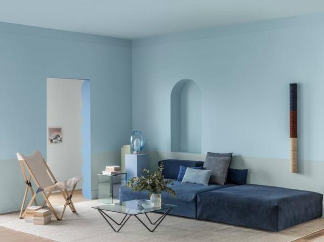 Tons de azul foram eleitos pelas grandes marcas como Cor do Ano de 2020. Tonalidade transmite relaxamento e desprendimento das tecnologias atuais