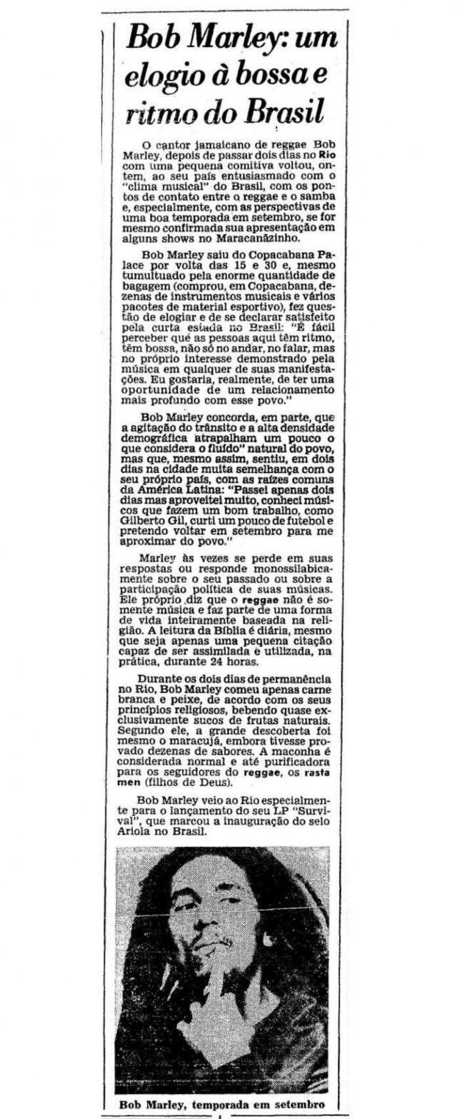 > Estadão - 21/3/1980