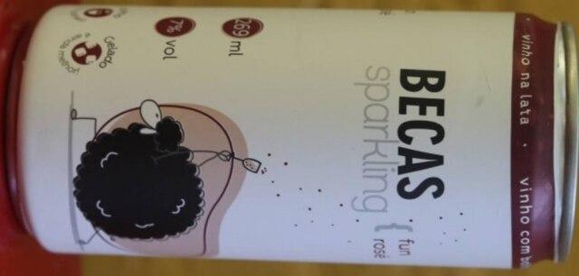 Becas Sparkling Fun Rosé