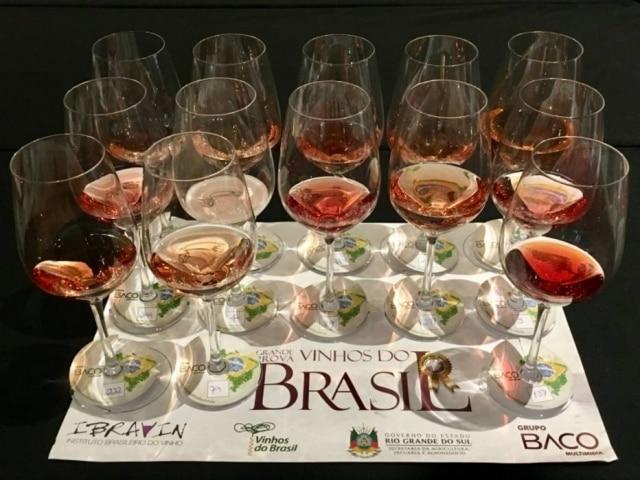 Recorde. Na edição deste ano foram inscritas 827 amostras de 125 vinícolas brasileiras