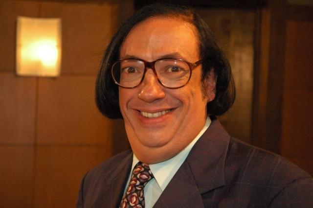 O ator Marcos Oliveira é mais conhecido pela sua participação em 'A Grande Família', como o personagem Beiçola