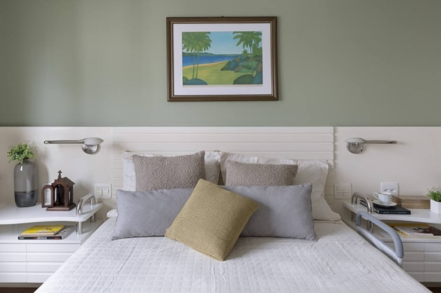 O conforto e a altura da cama devem ser as prioridades na hora de escolher o móvel