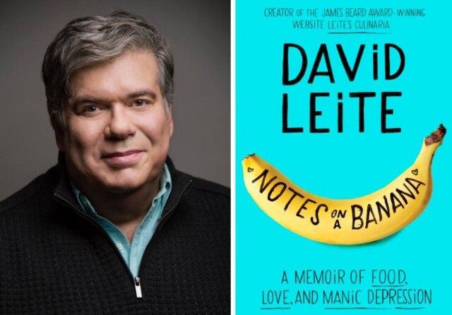 David Leite, autor do livroNotes on a Banana