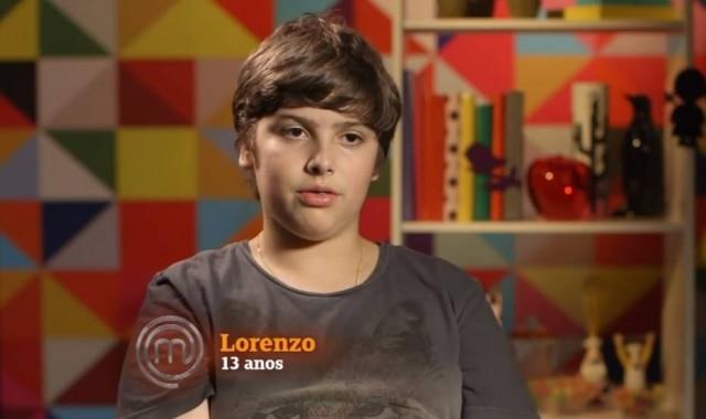 Lorenzo Ravioli, o campeão do 'MasterChef Júnior' no Brasil em 2015