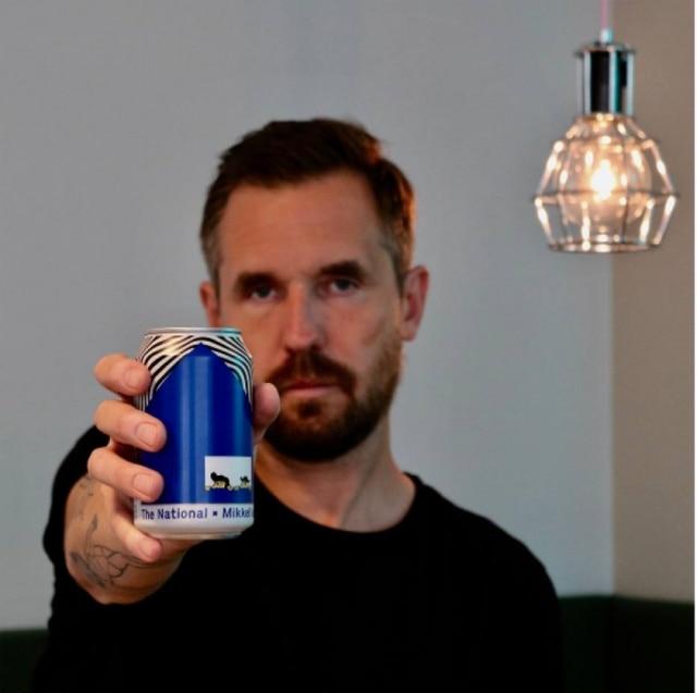 Mikkel Borg Bjergsø, da Mikkeler e o novo rótulo da cervejaria