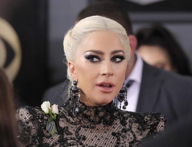 A cantora Lady Gaga protagonizou o filme 'Nasce Uma Estrela' ao lado de Bradley Cooper.