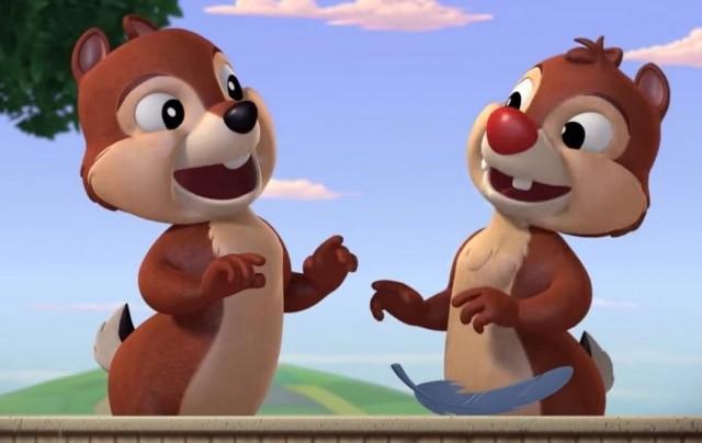 Tico e Teco ganhará uma versão live action no Disney+