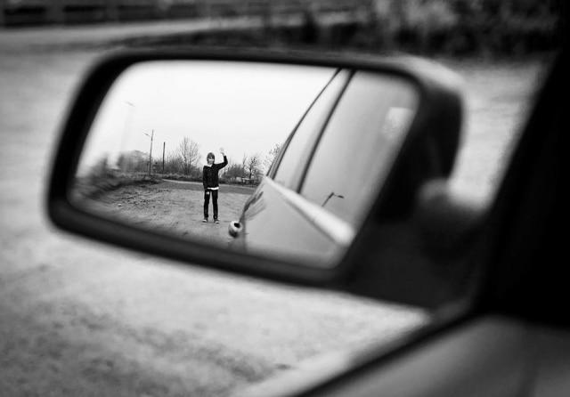 Afastar-se com raiva e com o coração ferido não tornará sua vida um lugar melhor para estar