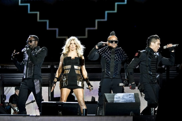 Fergie foi a vocalista feminina mais marcante do Black Eyed Peas.