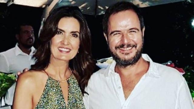 Mauricio Arruda não poupou elogios a Fátima Bernardes em sua despedida