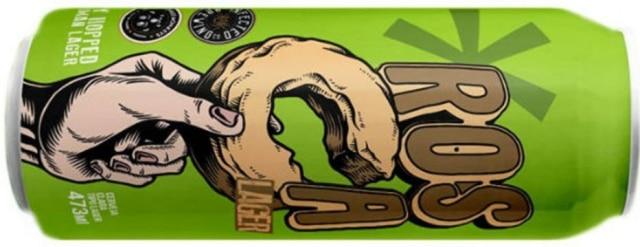 CervejaInfected + Three Monkeys Rosca Lager