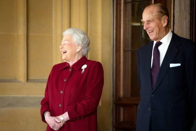 O casal real britânico está casado há 69 anos