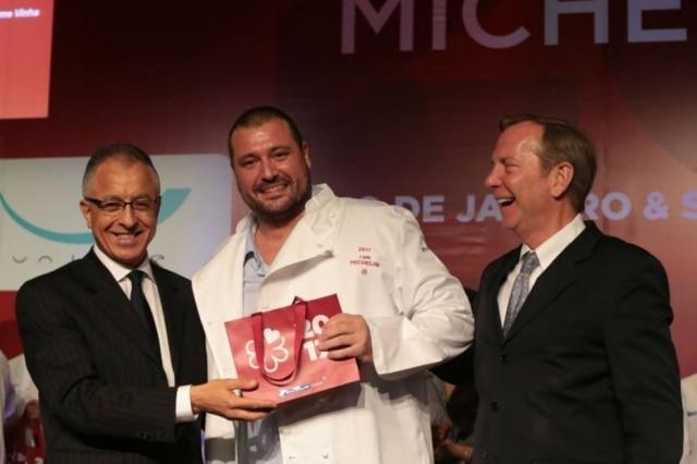 O chef Pier Paolo Picchi, que conquistou sua primeira estrela, foi uma, das boas, novidades deste ano
