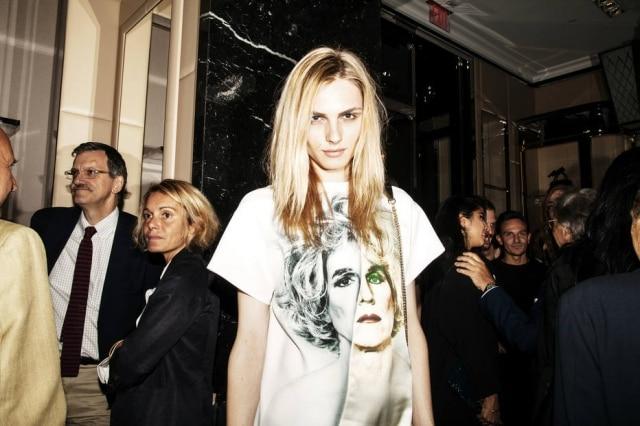 Andreja Pejic, modelo transsexual australiana, já foi capa das maiores publicações de moda do mundo