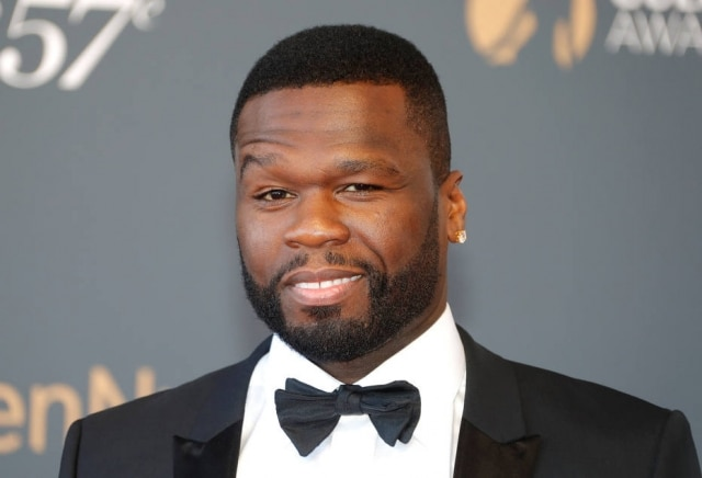 O rapper 50 Cent