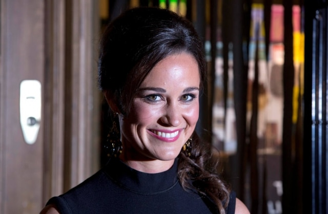 Pippa Middleton, irmã da duquesa de Cambridge.