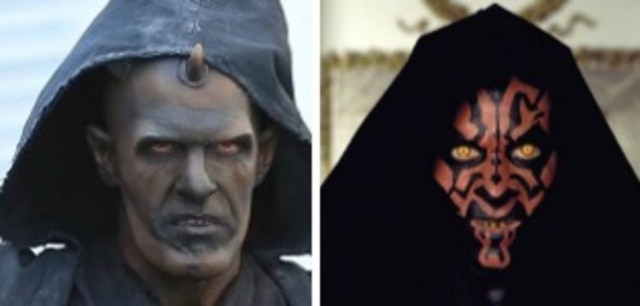 Satanás e Darth Maul
