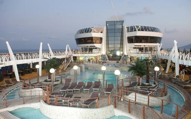 O cruzeiro será realizado a bordo do navioMSC Splendida, que aporta pela primeira vez no Brasil