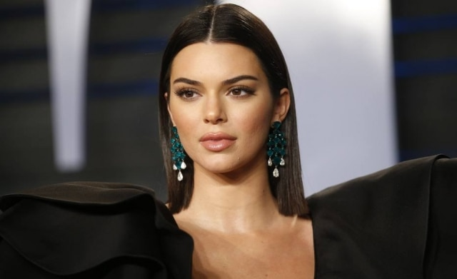 Socialite Kendall Jenner