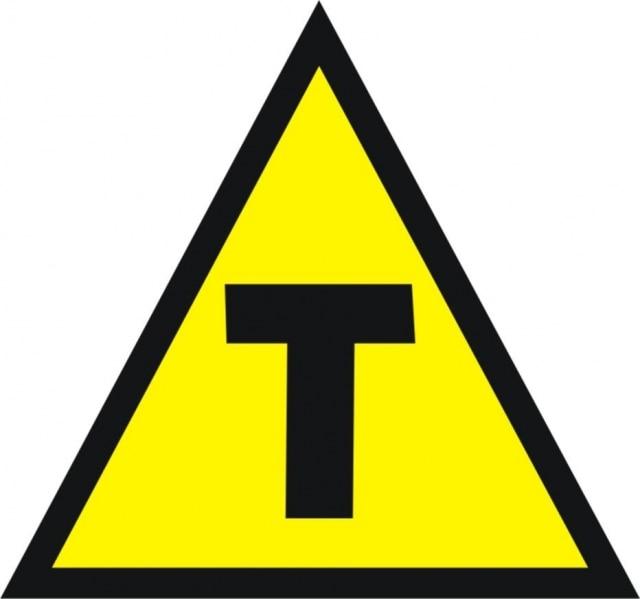 Selo que identifica ingrediente transgênico no produto.