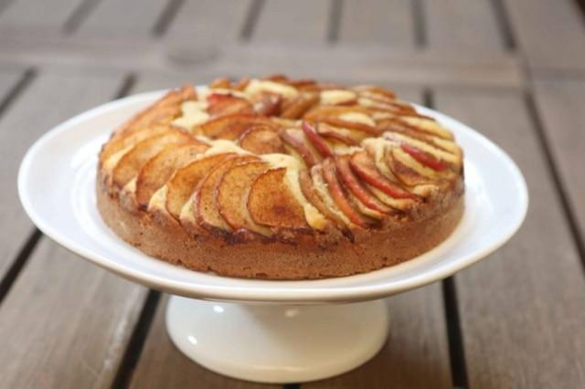Receita de torta di mele