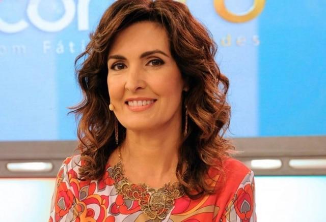 Fátima Bernardes falou sobre morte de ex-sogro no 'Encontro'.