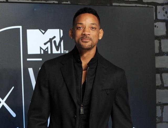 O ator Will Smith já foi duas vezes indicado ao Oscar