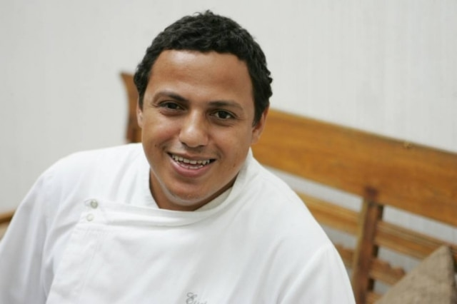 O chef Eudes Assis, curador do evento