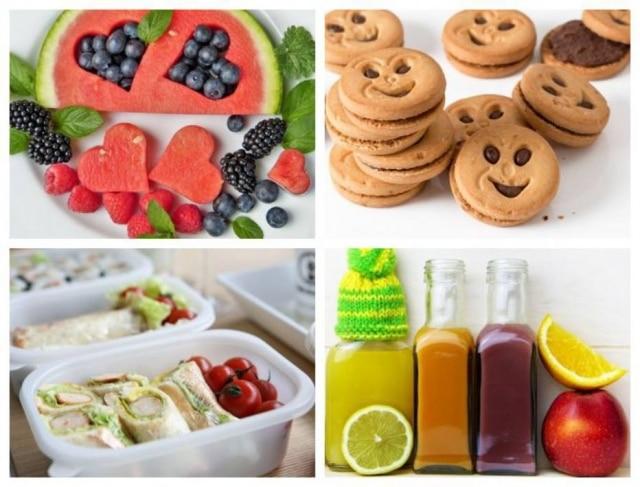 Evite produtos ultraprocessados, como bolachas e bolos, e invista em sanduíches caseiros para compor um lanche saudável para as crianças.