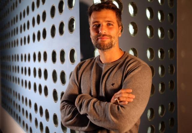O ator Bruno Gagliasso éprotagonista do filme 'Todas as Canções de Amor', de 2018