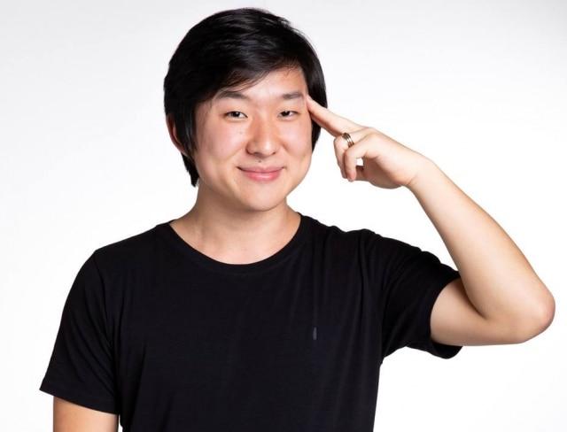 O hipnólogo Pyong Lee, de27 anos.