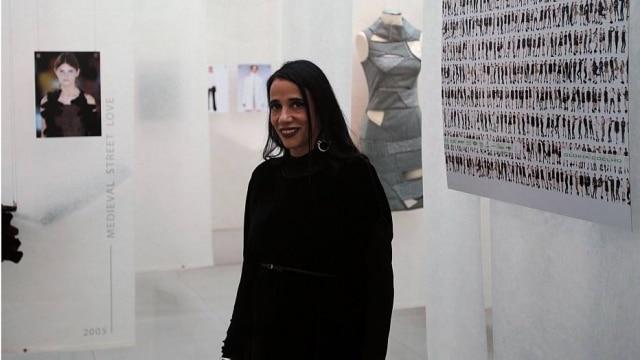 Gloria Coelho 40 anos: em exposição na Casa Electrolux, ela comemora a extensa carreira