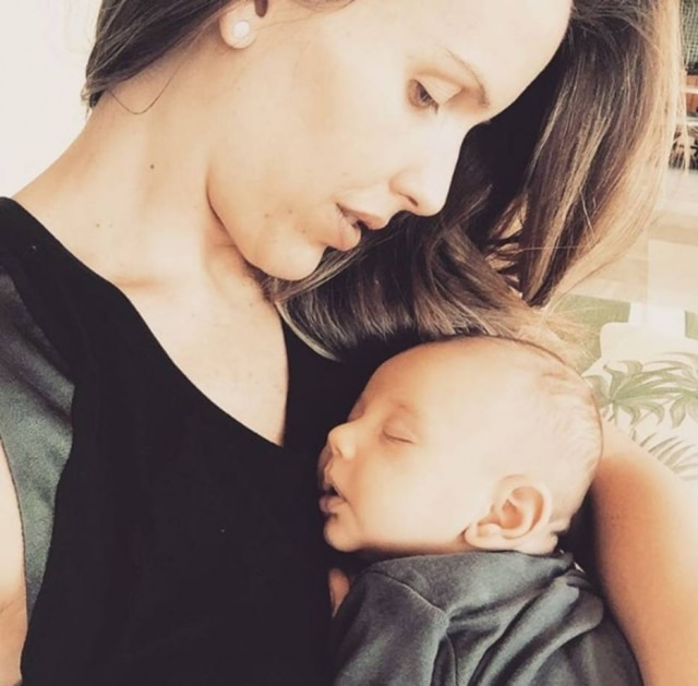 Apresentadora do 'Bem Estar' ficou sete meses de licença-maternidade após o nascimento do filho João.