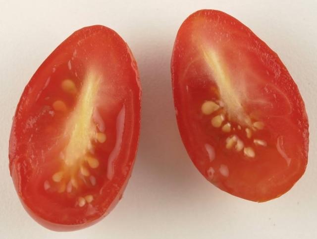 Tomate pera.